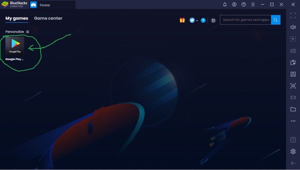 Google-Play-Store-for-Pixellab-for-PC-windows